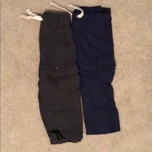 Carter's 24 months Boy's Canvas Pants